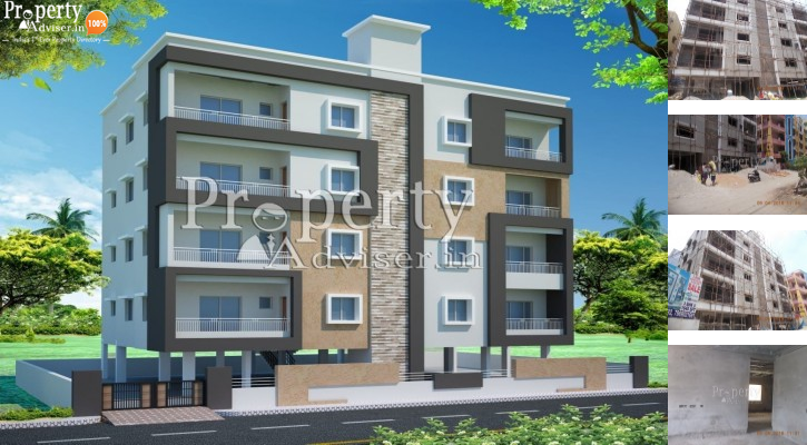 Anjanadri Residency in Madinaguda updated on 02-May-2019 with current status