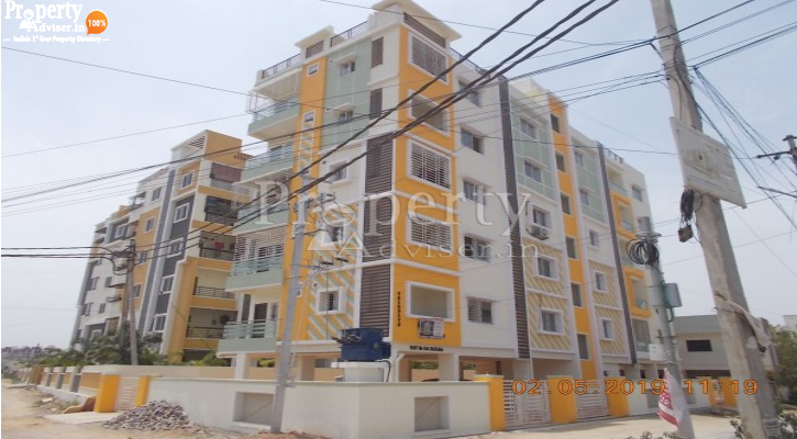 Anu Heights in Madinaguda updated on 03-May-2019 with current status