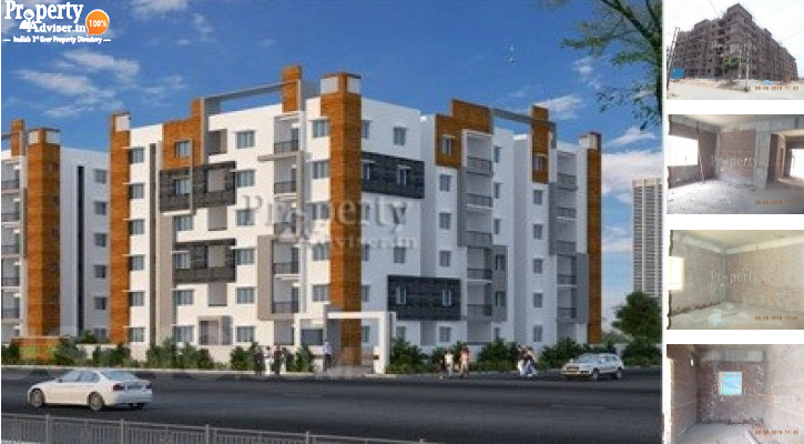 ANUHAR - Nature Walk Apartment Got a New update on 13-May-2019