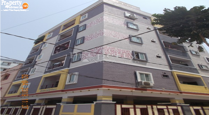 Ankal Reddy Residency Apartment got sold on 03 May 2019