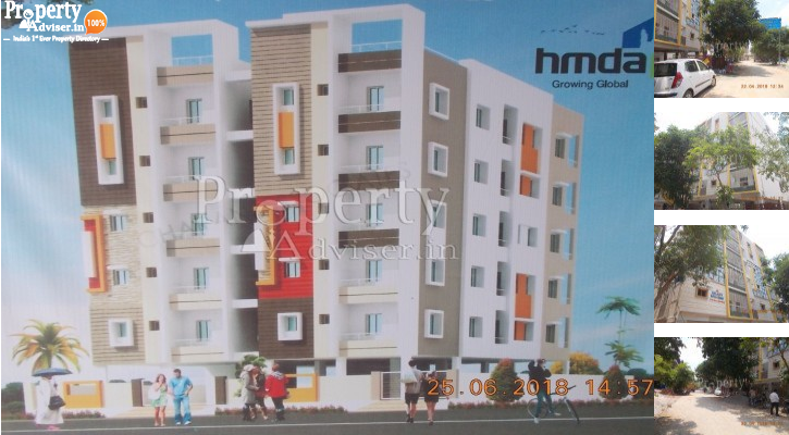 Balajis Royal Homes Apartment got sold on 22 Apr 2019