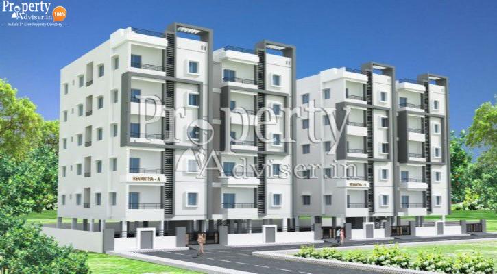 Bhuvana Revantha Apartment got sold on 09 Aug 2019