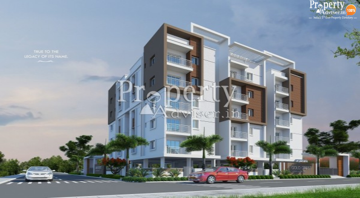 Gold Crest Apartment got sold on 09 May 2019
