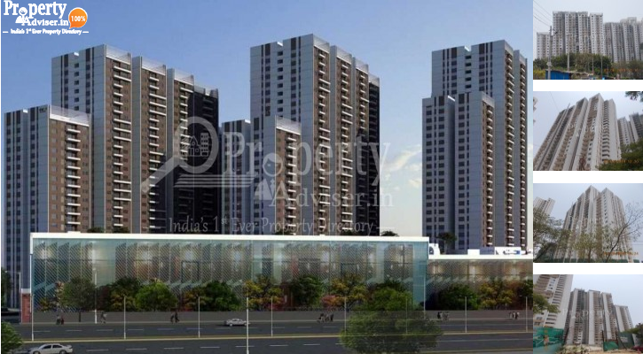 Incor One City B-Block Apartment got sold on 03 Jun 2019