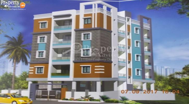 Jaanvi Sri Residency Apartment got sold on 27 Apr 2019