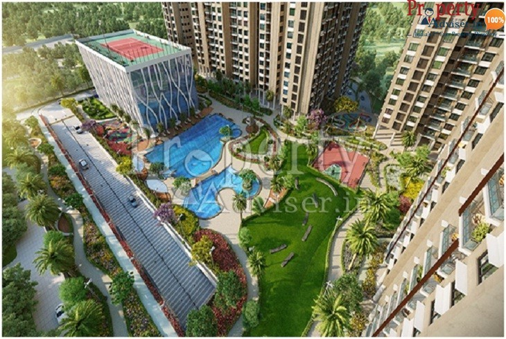 Gated community Apartment at Kukatpally with Dazzling Atmosphere