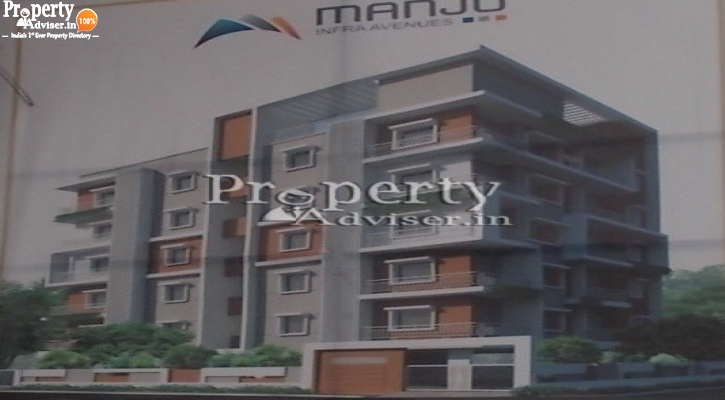 Apartment at Manju Projects got sold on 01 Apr 2019