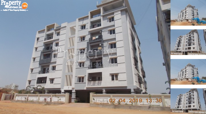 Apartment at NRS Residency Block - B Got Sold on 02 Apr 2019