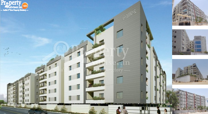 NSK Exotica Jasmine Apartment got sold on 07 May 2019