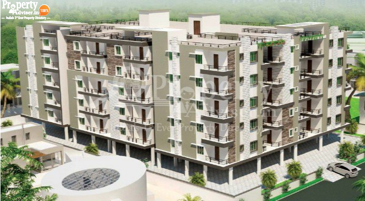 Sai Vamsee Brindavan Apartment got sold on 06 May 2019