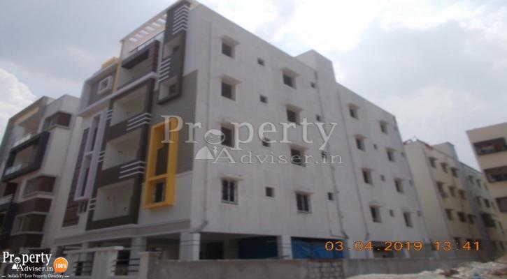Shankar Reddy Residency Apartment got sold on 07 Jun 2019