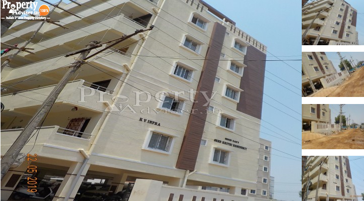 Sree Krithi Residency Apartment got sold on 22 May 2019