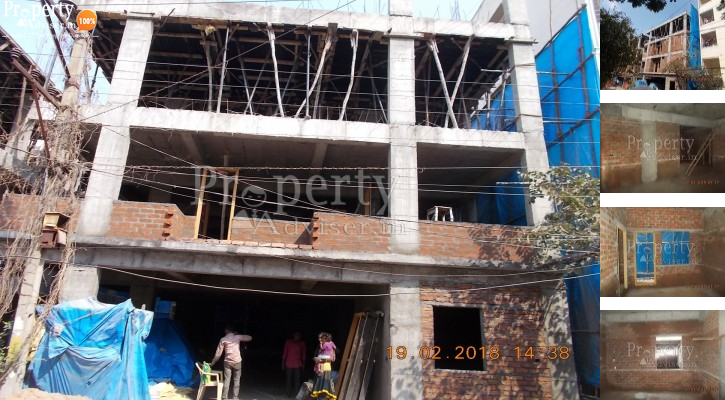 Apartment at Sri Sai Constructions got sold on 28 Feb 2019