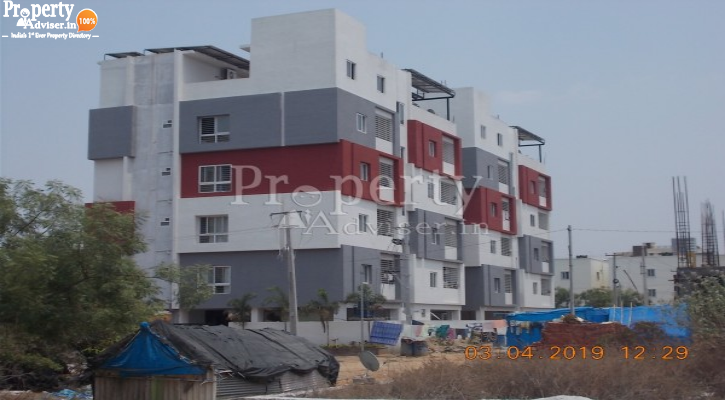 Apartment at Supra ECO Homes Got Sold on 03 Apr 2019