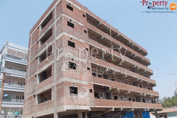 Residential apartment for sale at Macha Bolaram with CC road completion