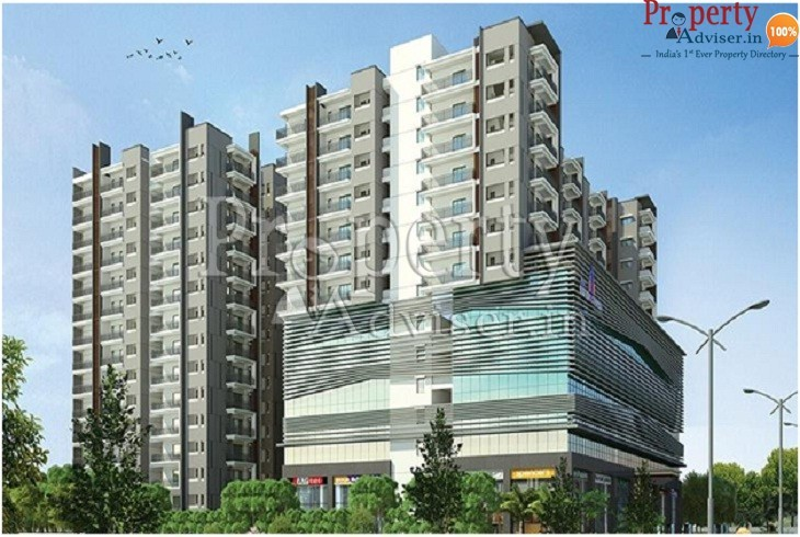 Apartment for Sale at Suchitra Junction in Hyderabad with Modern Amenities