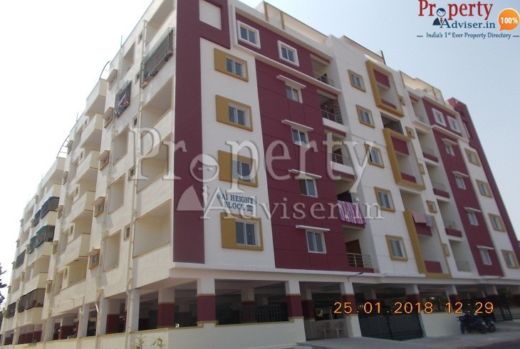 Apartment for sale at Machabollaram with painting work completion