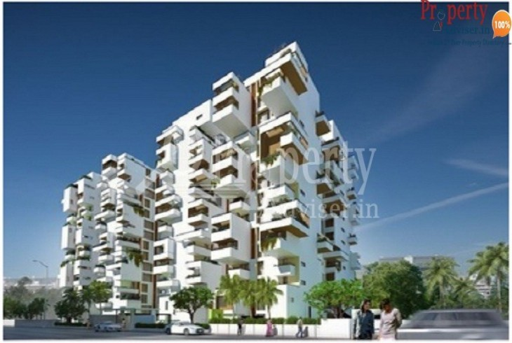 Buy Residential apartment For Sale at Nanakramguda Hyderabad in North star district 1 tower1