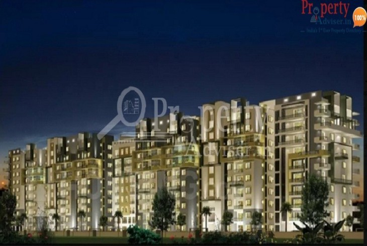 Buy Residential Apartment For Sale In Hyderabad Madhavaram Serenity Block