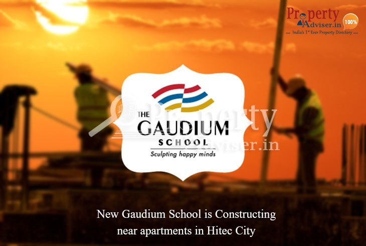 Apartments for Sale in Hitech City Near Gaudium School