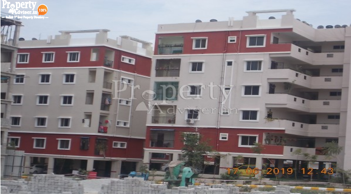 Ark Homes Archid in Macha Bolarum updated on 20-May-2019 with current status
