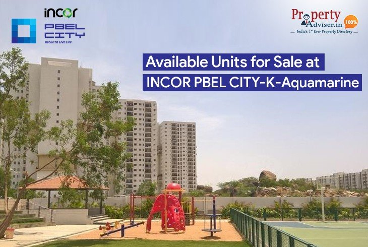 Available Units For Sale At Incor Pbel City K Aquamarine