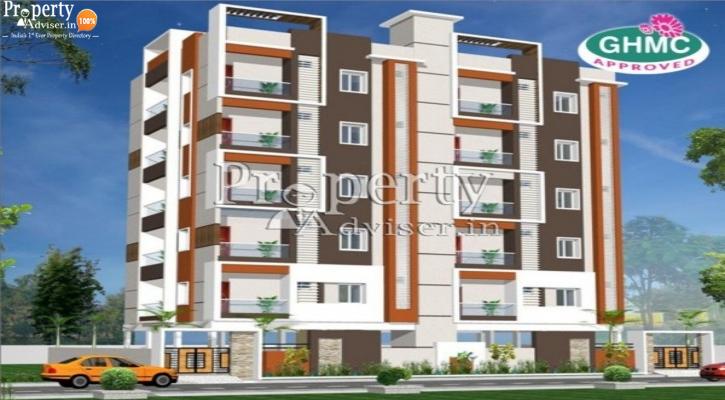 Avantika Aswani Apartment in Chanda Nagar - 2923