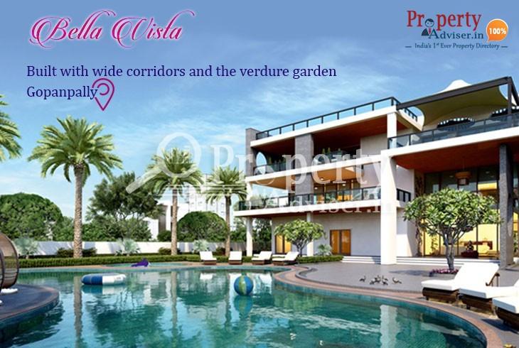 Bella Vista - A Prestigious Gated Community Villa at Gopanpally