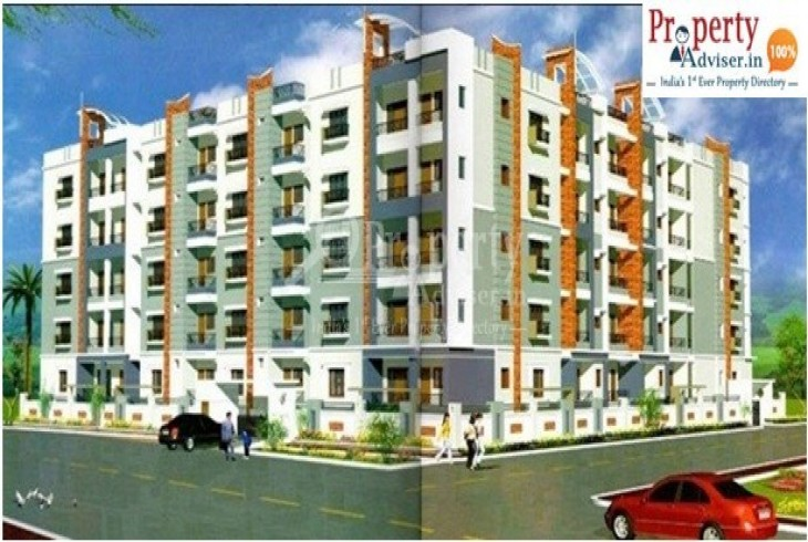 Buy Budget Residential Apartment For Sale In Hyderabad At Ameenpur - Sri Sai Krupa Towers
