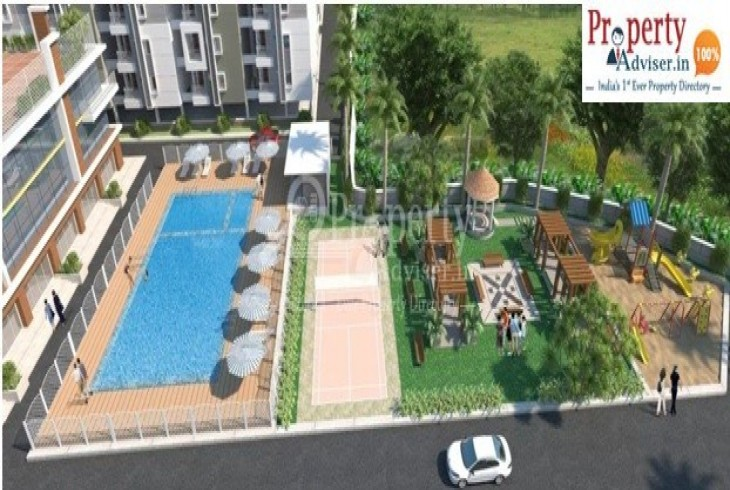 Buy 2BHK Residential Apartment At Chandanagar In Hyderabad