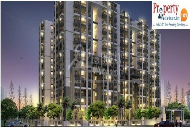 Buy 3BHK Apartment For Sale Hyderabad - Green Grace Aurora Block