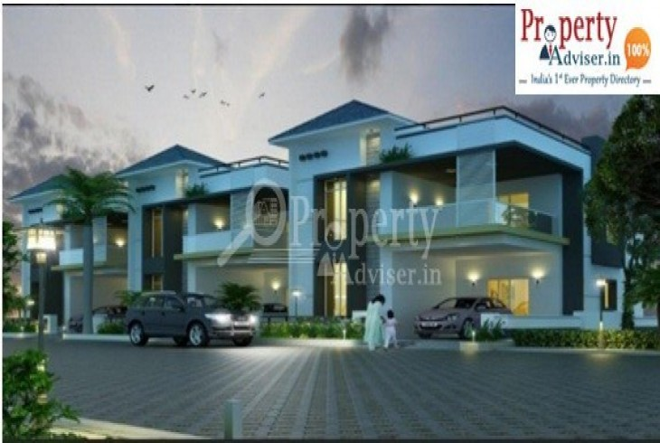 Buy 3BHK Villa For Sale In Hyderabad At Ameenpur MJs LAKE FRONT