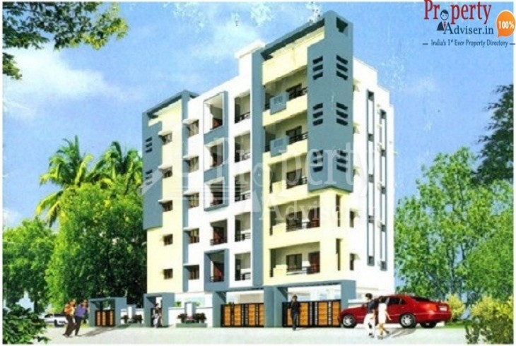 Buy a flamboyant apartment at KPHB Hyderabad in GK Heights