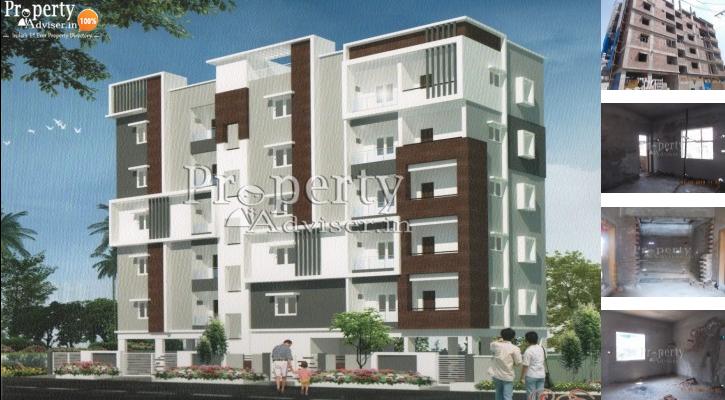 Buy Apartment at  Suresh Residency in Madinaguda - 2702