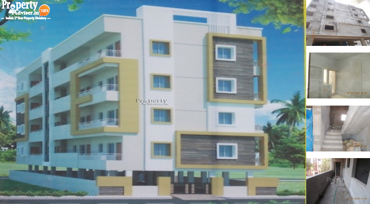Buy Apartment at Dwaraka Mayee in Pragati Nagar - 2789