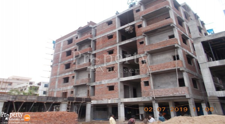 Buy Apartment at SMR Constructions A in Kukatpally - 2989