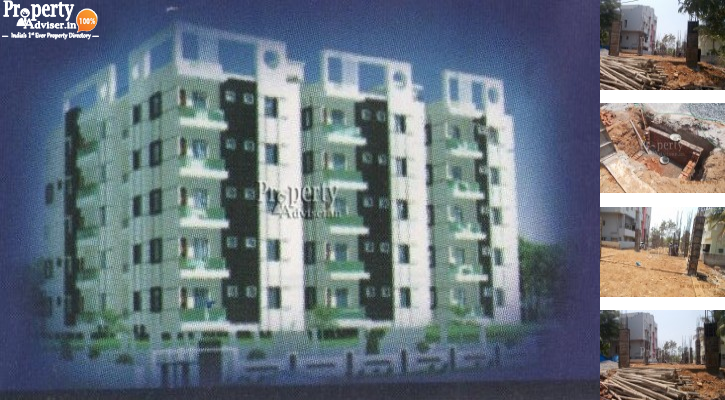 Buy Apartment at SR Road No 1 in Miyapur - 2751