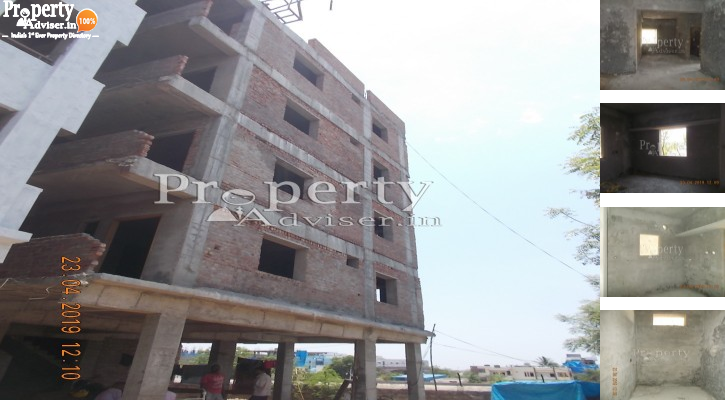 Buy Apartment at Sri Sai Constructions in Pragati Nagar - 2800