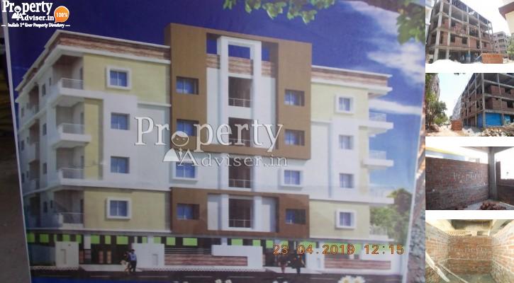 Buy Apartment at Sri Sai Heights in Pragati Nagar - 2805