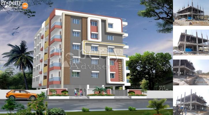 Buy APARTMENT at Vijetha Residency in Madinaguda - 2662