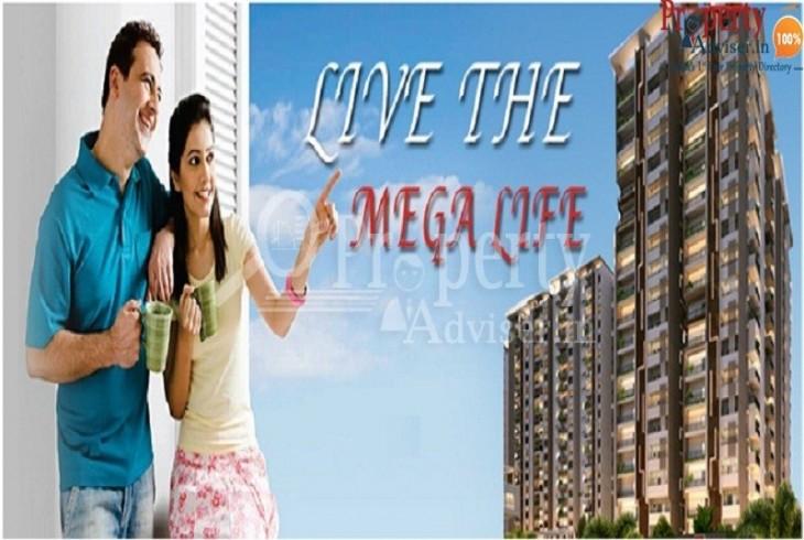 Buy Residential Apartment For Sale In Hyderabad Rajapushpa Regalia Block B