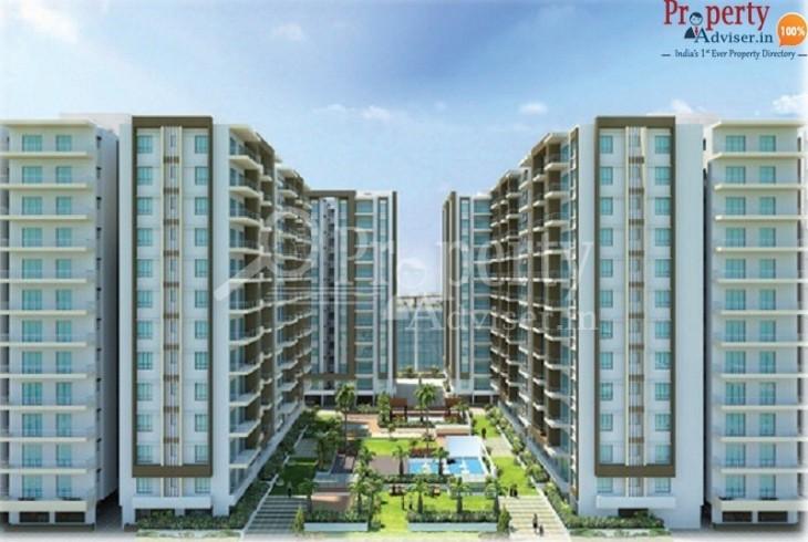 BRC Sri Hemadurga Sivhills - Residential Apartment For Sale In Hyderabad