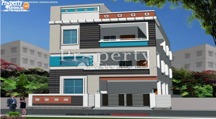 Buy Independent house at Vinayaka Constructions in Jeedimetla - 2931