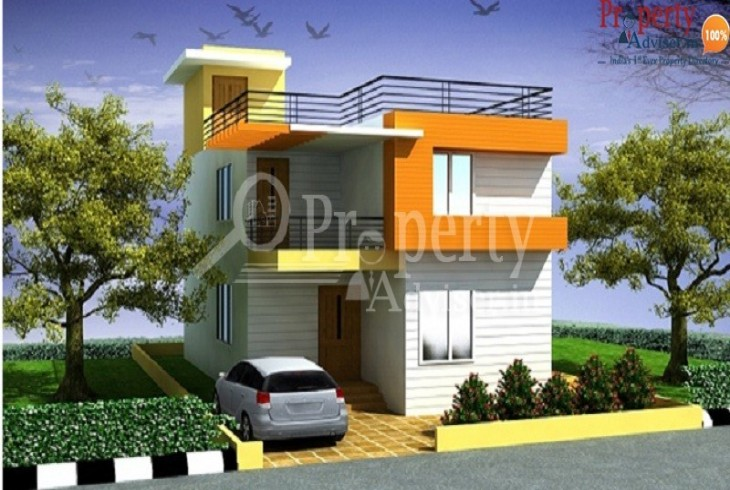 Buy Residential Independent House In Hyderabad KVS Homes