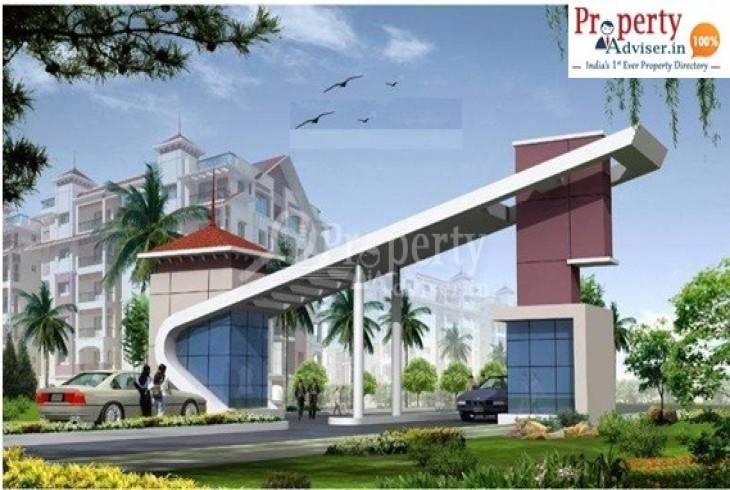 Buy Residential Apartments For Sale In Hyderabad At Chandanagar - Sri Lakshmi Subham Arcade