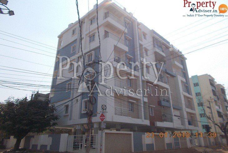 Buy Residential apartment For Sale at Bowenpally Hyderabad  in Pragathi Homes