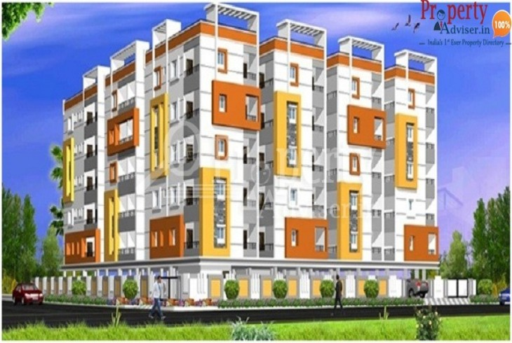 Buy Residential apartment For Sale In Hyderabad at Sri Gajanana enclave