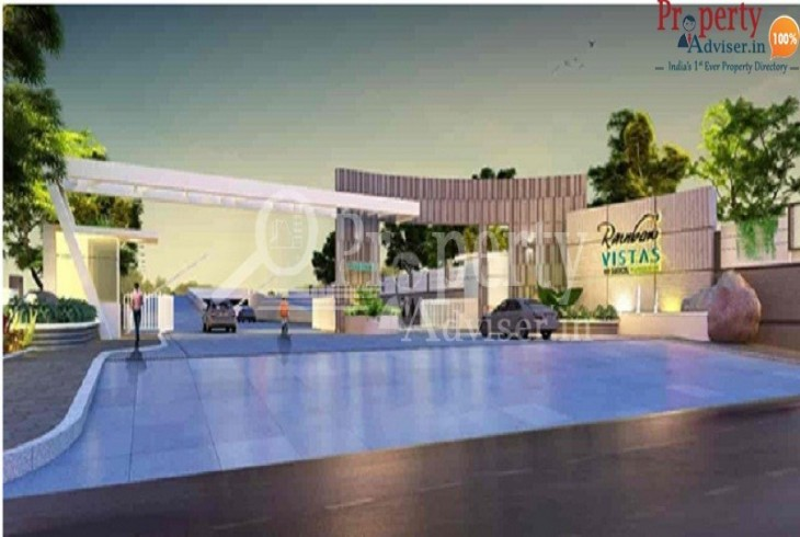 Buy Residential Apartment For Sale In Hyderabad At Kukatpally - Rainbow Vistas Aquamarine