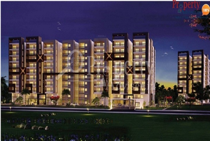 Buy Residential Apartment For Sale In Hyderabad RR Fort View Tower A