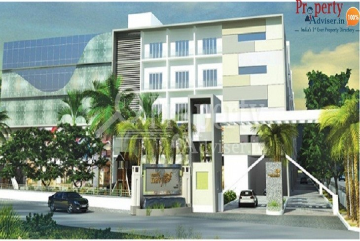 Buy Residential Apartment For Sale In Hyderabad Vasathi Navya -A Block
